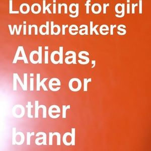 Other - Looking for windbreakers